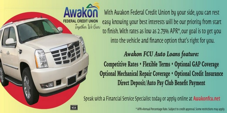Auto Loan Advertisement