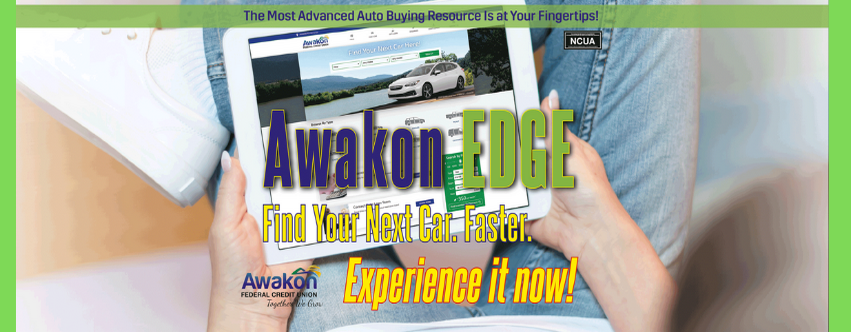 Awakon Edge Car Shopping Ad