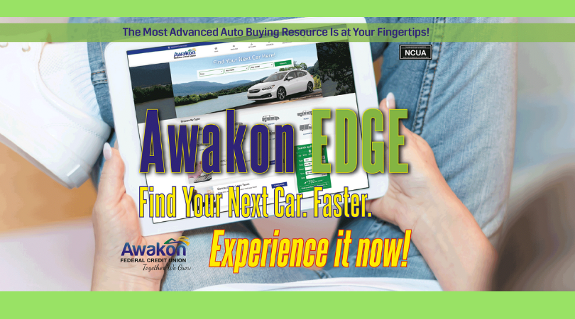 Awakon Edge Auto Shopping