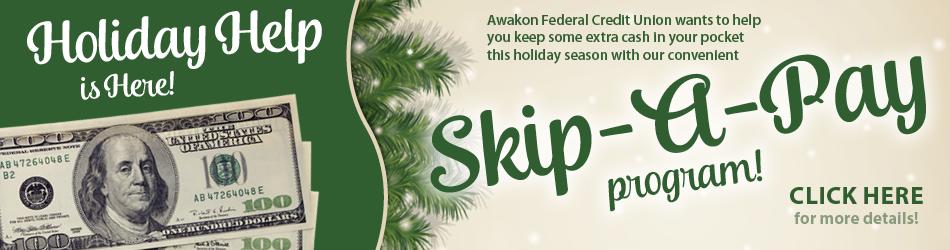 skip a pay program banner image